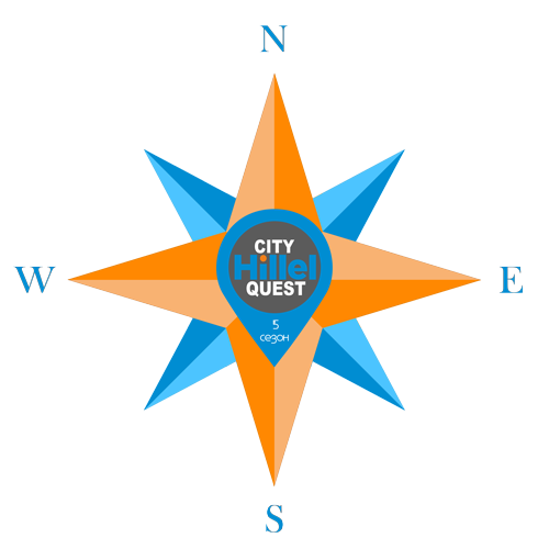 city quesr logo 5 season